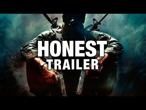 CALL OF DUTY BLACK OPS Honest Game Trailers