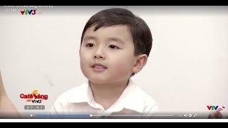 Cafe Sáng VTV3 -- Evan Lê và NS Thanh Bùi