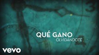 Reik - Qué Gano Olvidándote (Lyric Video)