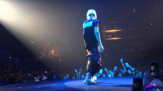 Justin Bieber - No Sense/Hold Tight Purpose Tour