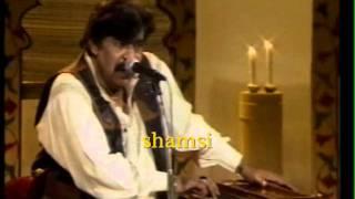 SHAUKAT ALI KING OF FOLK PUNJAB  BIG MEHFEL LIVE FROM PTV  COMPLET