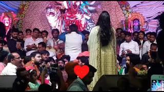 Richa Sharma MASTER SALEEM TARUN SAGAR JAGRAN Video Tilak NAGAR 31MARCH 2017