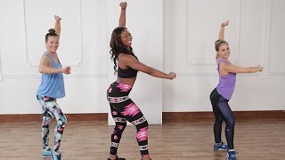 Latin Dance Workout For Your Living Room (So You Can Dance Like Nobody's Watching)