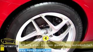 Ferrari 812 Superfast 2018 give Review Scores to this new Car Autos 1 for min and 100 for max points