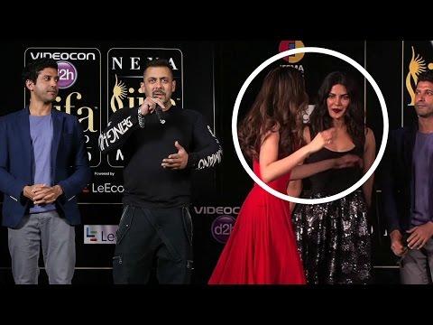 Xxx Mp4 Salman Khan Funny Comment On Priyanka Deepika At IIFA 2016 3gp Sex