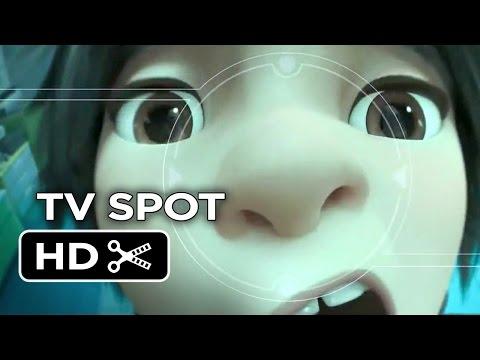 Big Hero 6 TV SPOT Exciting 2014 Disney Animation Movie HD