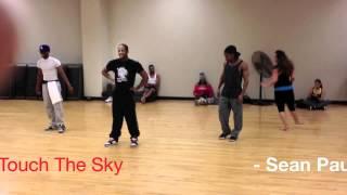 Touch The Sky - Sean Paul by D'Jai