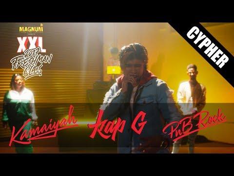 Xxx Mp4 PnB Rock Kap G And Kamaiyah S 2017 XXL Freshman Cypher 3gp Sex