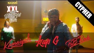PnB Rock, Kap G and Kamaiyah's 2017 XXL Freshman Cypher