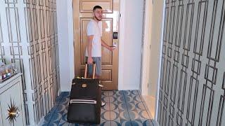 I'm leaving..