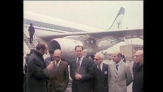 ورود اولین Airbus و Boeing 747 به ناوگان هواپیمایی ملی ایران (Iran air)