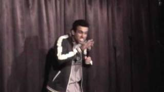 Persian Stand-up Comic