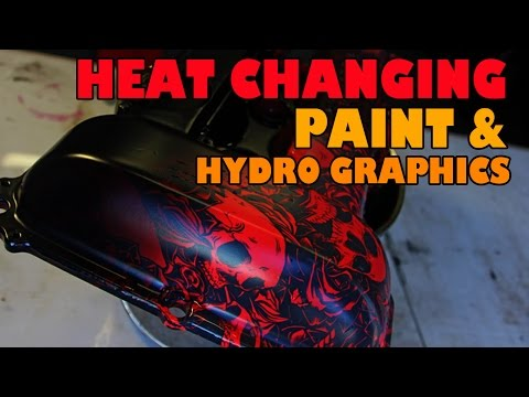 Xxx Mp4 Heat Changing Paint And Hydrographics 3gp Sex