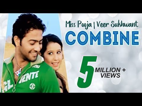 New Punjabi Songs 2016 || Combine | Miss Pooja | Veer Sukhwant | Latest Hit Song 2015