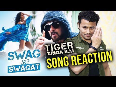 Xxx Mp4 Swag Se Swagat FULL SONG Reaction Tiger Zinda Hai Salman Khan Katrina Kaif 3gp Sex