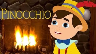 Pinocchio Story | Fairy Tales For Kids | Bedtime Stories | 4K UHD