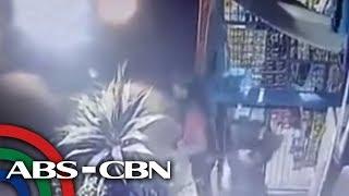 Bandila: Dalagitang lumabas sa kanilang computer shop, dinampot ng pulis, viral!