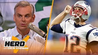 Brady is greatest team athlete of all-time, Freddie Kitchens is in over his head | NFL | THE HERD