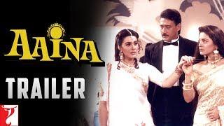 Aaina - Trailer | Jackie Shroff | Juhi Chawla | Amrita Singh