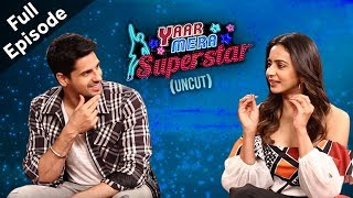 Sidharth Malhotra & Rakul Preet Get Candid On Yaar Mera Superstar 2 With Sangeeta | Full Episode