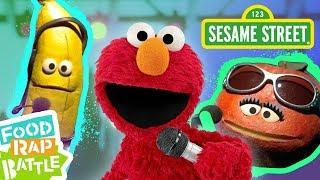 Sesame Street: Apple vs. Banana feat. Tavi Fields & Phonte Coleman  | Elmo