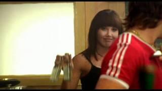 Shameless - Rebecca Atkinson - Mini Skirt Flashing Underwear