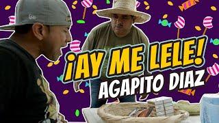 Agapito Diaz en: AY ME LELE ( Los caramelos ) - JR INN