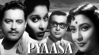 Pyaasa - Trailer
