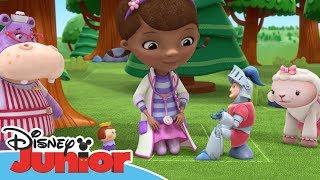 Dottoressa Peluche - Ospedale dei giocattoli - Alla ricerca di Ser Kirby - Dall