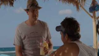 Forgetting Sarah Marshall (Surfing Lesson)