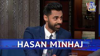 Hasan Minhaj Won