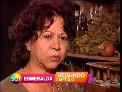 Chamada Esmeralda 2º Capítulo SBT 29 07 2014