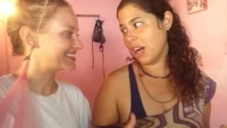 Ayuverdic massage with Iris (My vlog #325)