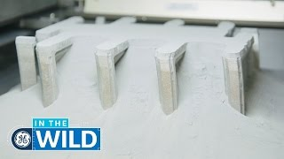 The Power Of 3D Additive Printing - In The Wild - GE