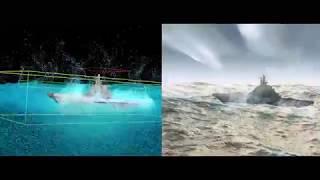 جلوه های ویژه - جلوه های ویژه سینمایی - جلوه های بصری ایران - ژانر علمی تخیلی در سینما