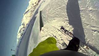 AEE S70 test in Livigno