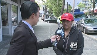KPIX Exclusive: Woman At Center Of OPD Sex Scandal Speaks