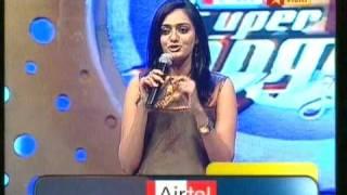 vj aishwarya in vijay tv