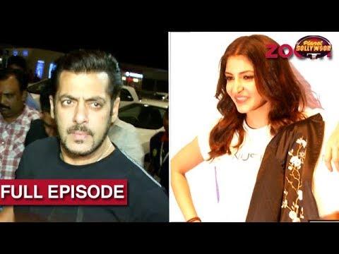 Salman Demands No Steamy Scene In 'Race 3' | Anushka's Fashion Line Runs Into Trouble