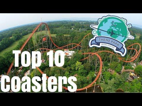 My Top 10 Roller Coasters 2018