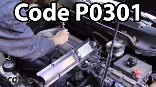 Why Do Engines Misfire, P0301 Code