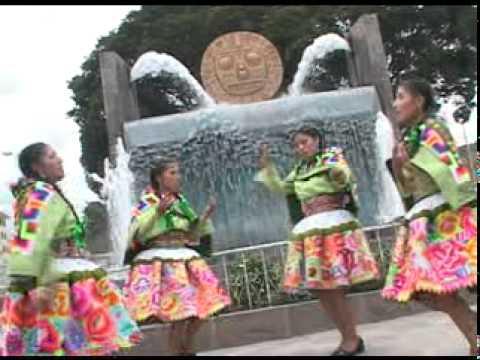 Chicas Rosas y Claveles Carnavales en Parranda