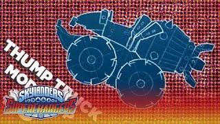 SuperChargers Mod Shop: Thump Truck l Skylanders Superchargers l Skylanders