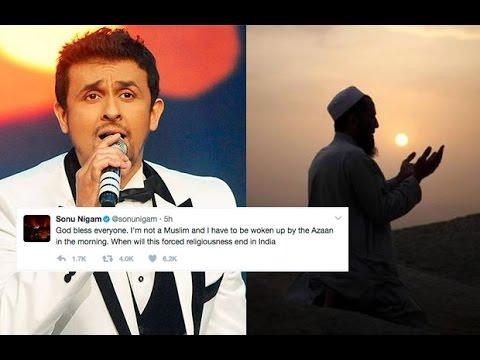 Xxx Mp4 Sonu Nigam Calls Islamic Azaan 'gundagardi' 3gp Sex