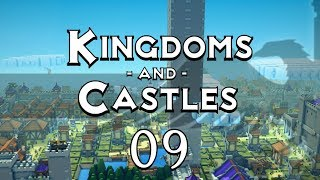 KINGDOMS AND CASTLES #09 TOWER OF BABEL - Gameplay / Let