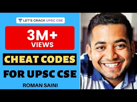 Cheat codes Tricks to solve any objective questions MCQs UPSC CSE IAS prelims by Roman Saini