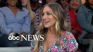 Sarah Jessica Parker opens up about