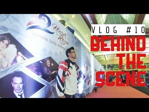 Behind The Scene Konser Raya Indosiar - Hut Indosiar 2017 yang ke - 22 Tahun [ VLOG #10 ]
