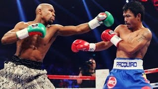 Manny Pacquiao vs Floyd Mayweather Jr -Mayweather vs Pacquiao - 5/2/15 FULL