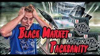 BLACK MARKET PACKS ARE LIT?!? + LINEUP UPDATE! | NBA 2K17 MY TEAM